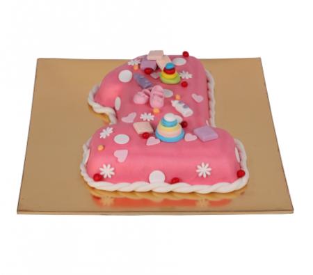 Детский торт 018