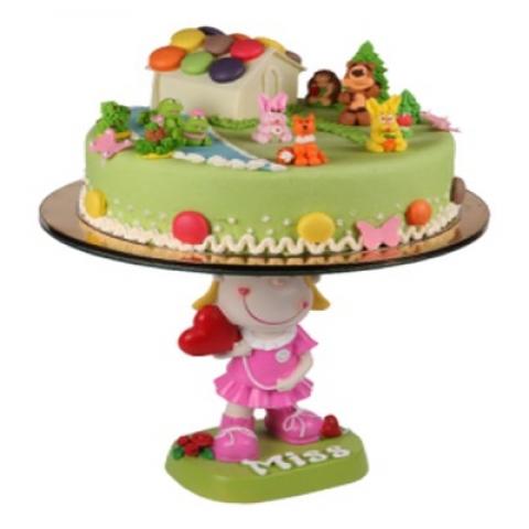 Детский торт 029