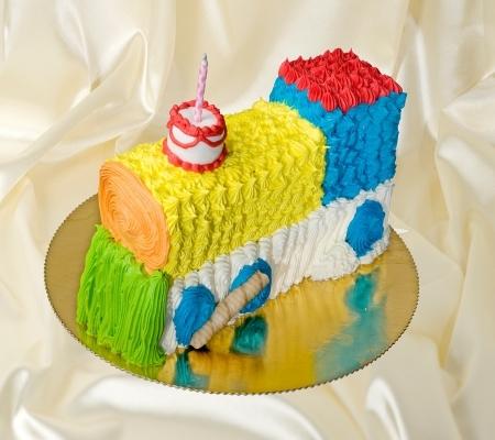 Детский торт 032