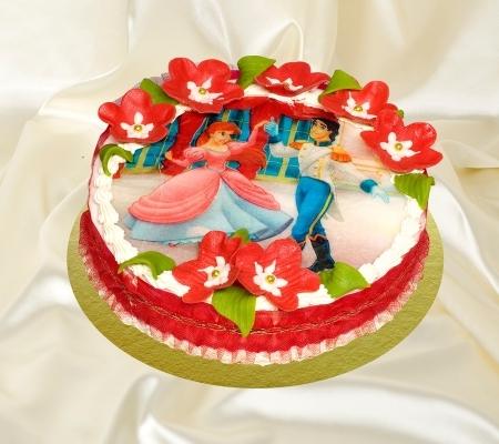 Детский торт 047