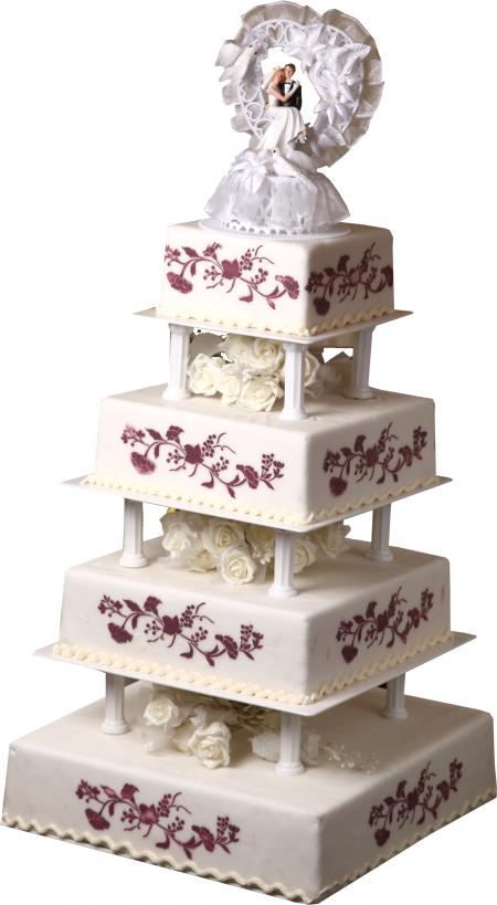 Свадебный торт 65