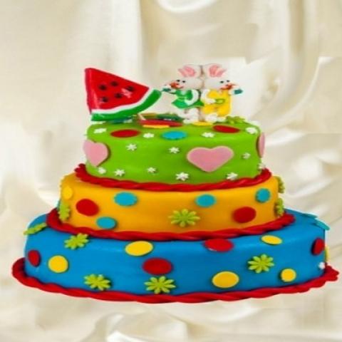 Детский торт 066