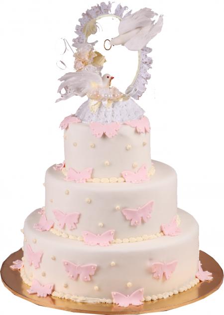 Свадебный торт 67