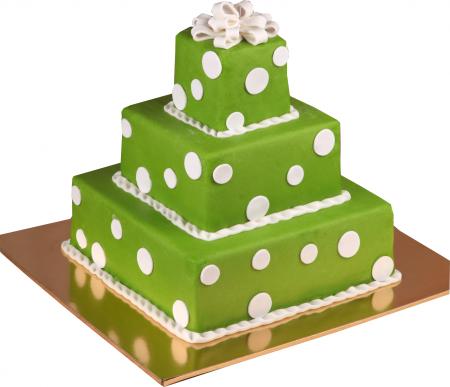 Свадебный торт 70