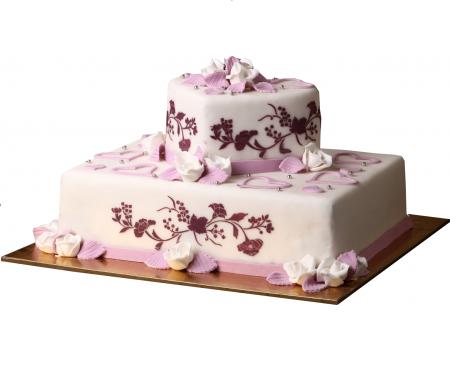 Свадебный торт 76