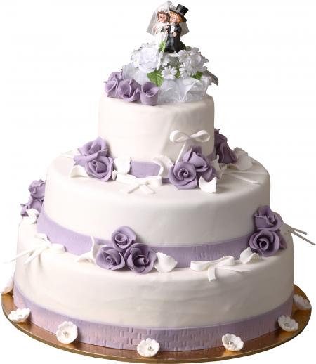Свадебный торт 80