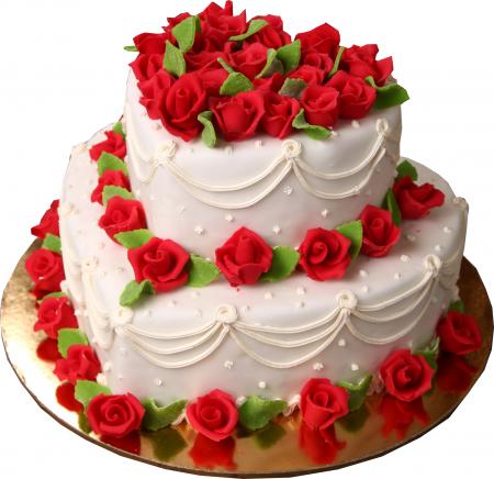 Свадебный торт 90