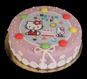 Детский торт 114