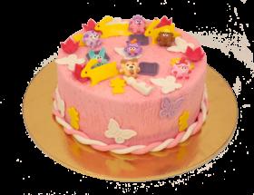 Детский торт 121