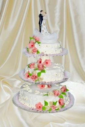 Свадебный торт 15