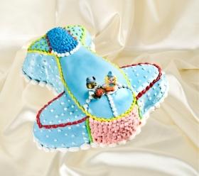 Детский торт 017