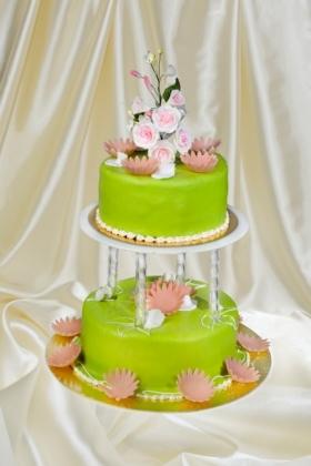 Свадебный торт 21
