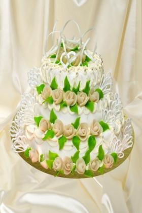 Свадебный торт 28
