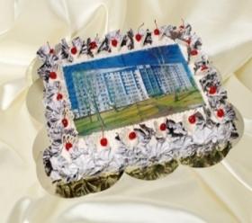 Праздничный торт 03