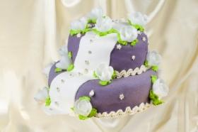 Свадебный торт 43