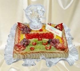 Праздничный торт 43