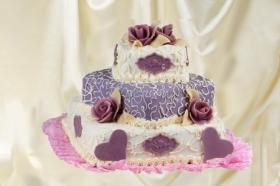 Свадебный торт 44