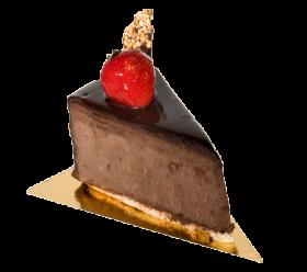 Чизкейк классик шоколадный
