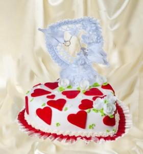 Свадебный торт 45