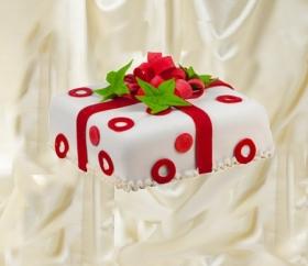 Праздничный торт 46