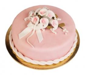 Праздничный торт 06