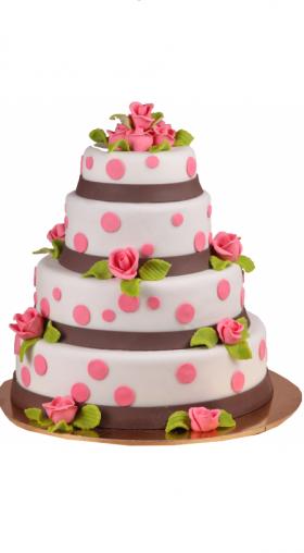 Свадебный торт 66
