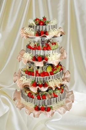 Свадебный торт 07