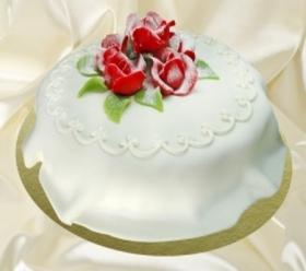 Праздничный торт 07