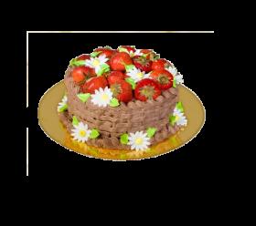 Праздничный торт 23