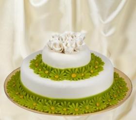 Праздничный торт 76