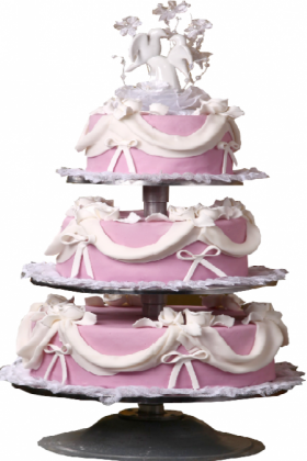 Свадебный торт 08
