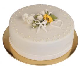 Праздничный торт 80