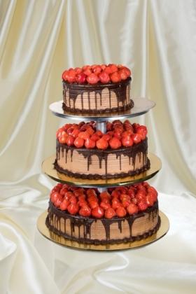Свадебный торт 09