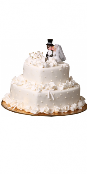 Свадебный торт 92